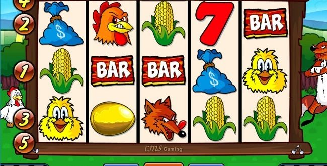 fowl play gold slot