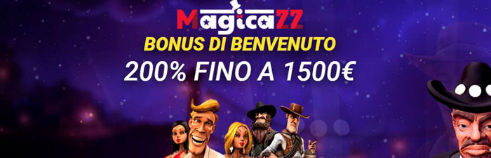 magicazz bonus
