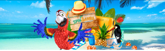 bonus spin samba